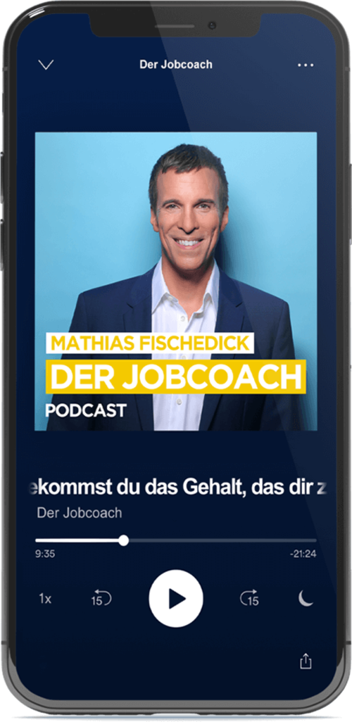 Der Jobcoach Podcast - Mathias Fischedick